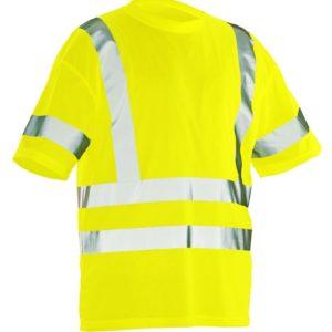 Jobman T-shirt Varsel 1100-93